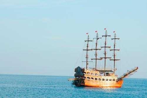 Immagine gratuita di pirata, pirati dei caraibi, sfondo 4k, sfondo mac