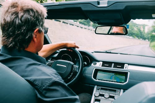 Immagine gratuita di autista, automobile, autostrada, convertibile