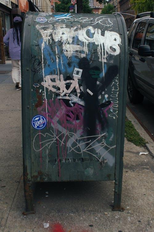 Foto d'estoc gratuïta de arquitectura, brooklyn, brossa, carrer