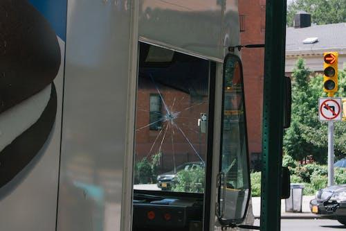 Foto d'estoc gratuïta de arquitectura, bala, brooklyn, carrer