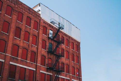 Foto d'estoc gratuïta de abandonat, arquitectura, brooklyn, carrer
