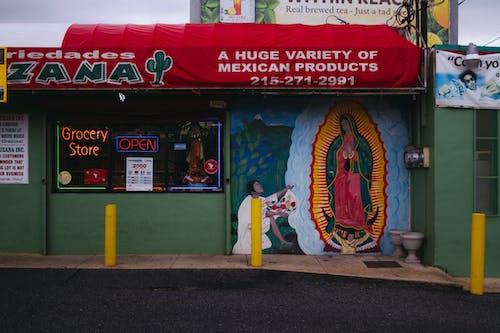 Foto d'estoc gratuïta de amèrica, arquitectura, carrer, ciutat