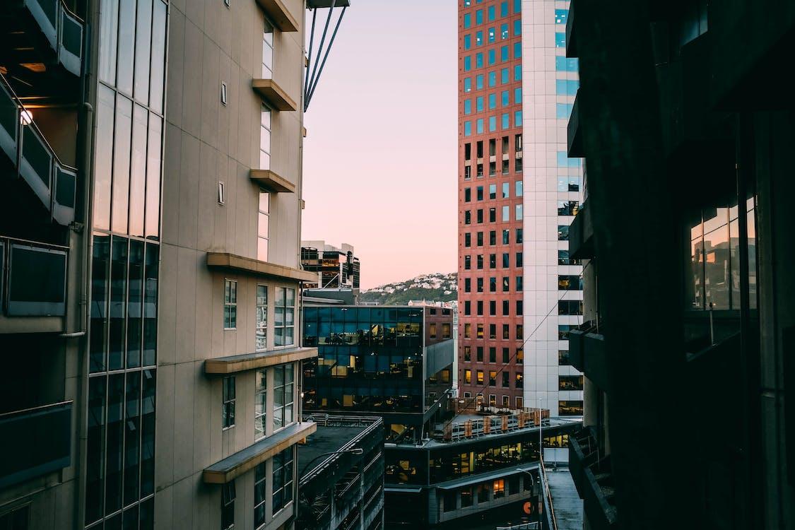 apartaments, arquitectura, centre de la ciutat