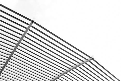 metal framed canopy