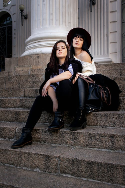 Foto d'estoc gratuïta de dama, desgast, dones, moda