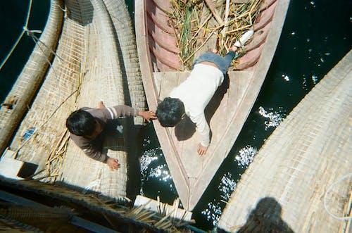 Foto d'estoc gratuïta de 35, 35 mm, barques, bolívia