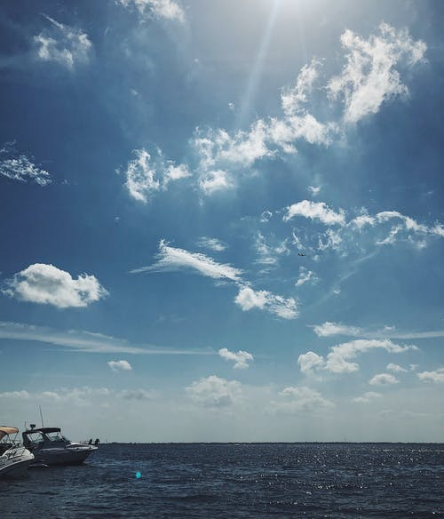Fotos de stock gratuitas de agua Azul, barcos, barcos, Florida