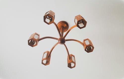 光澤, 吊燈, 天花板, 馬爾加什 的 免費圖庫相片