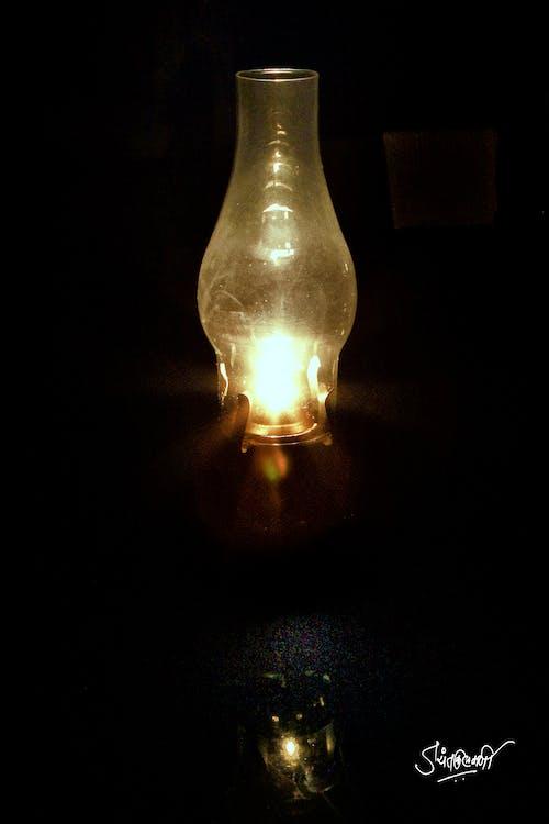 Kostnadsfri bild av lampa, ljus