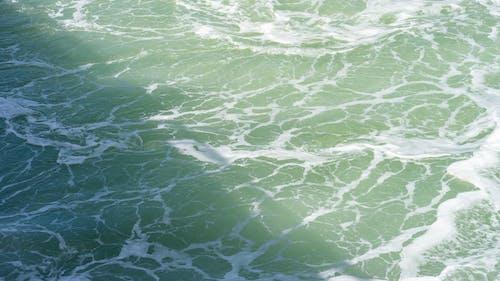 Бесплатное стоковое фото с вода, волны, дневной свет, море