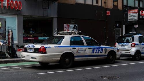 Darmowe zdjęcie z galerii z nowy jork, nypd, policja, radiowóz