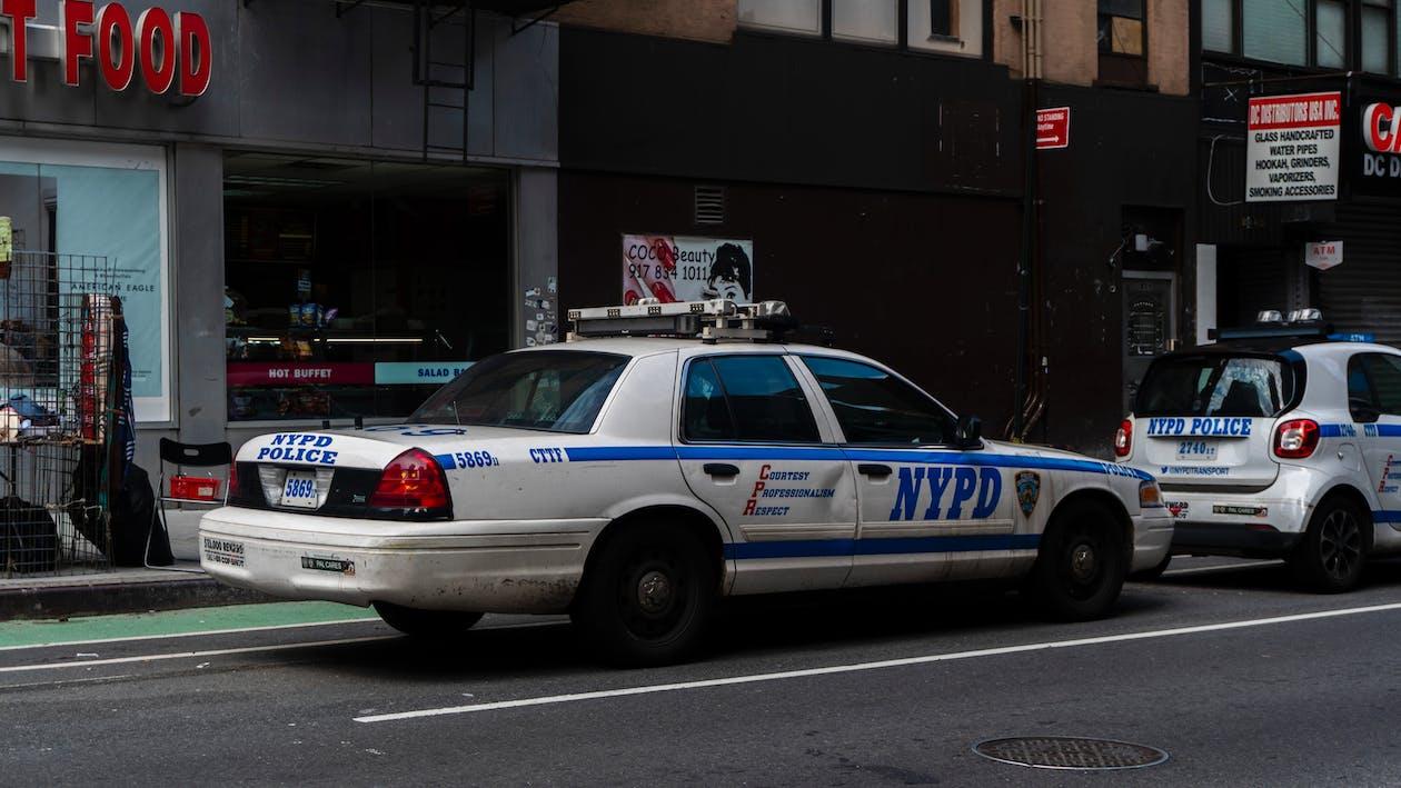nyc, ตำรวจ, นิวยอร์ก