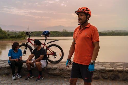 Gratis stockfoto met buiten, daglicht, fiets, fietser