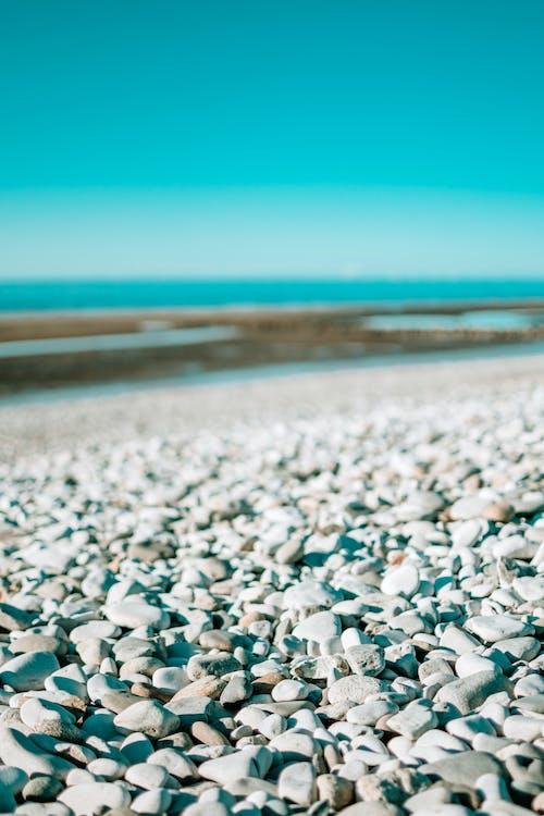 ビーチ, 岩, 岸, 海岸の無料の写真素材