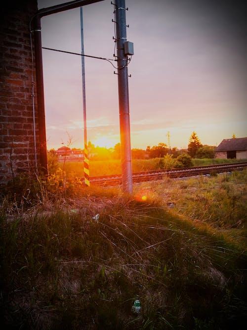 Gratis stockfoto met moeder natuur, natuur, zonsondergang