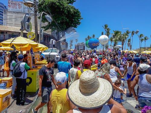 Immagine gratuita di carnaval, carnevale, cielo azzurro