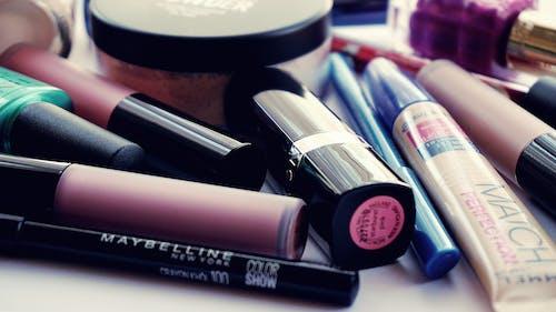 Immagine gratuita di cosmetici, inventare, primo piano, rossetto