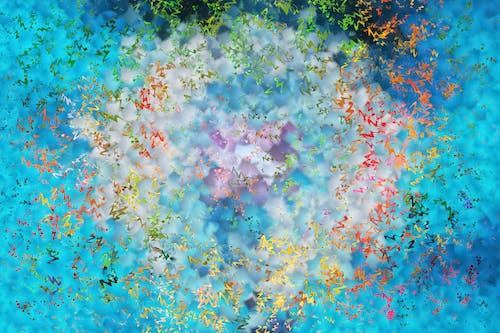 Immagine gratuita di arte, arte astratta, arte frattale, arte generativa
