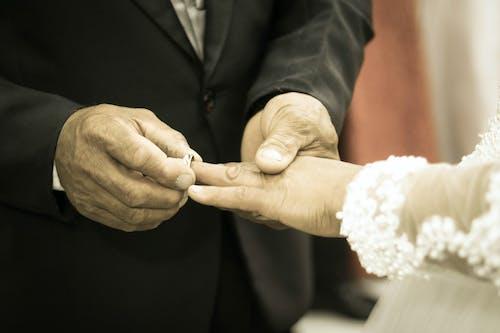 結婚戒指 的 免費圖庫相片