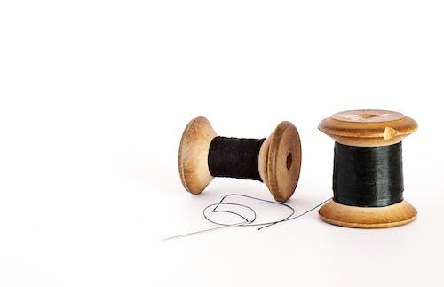 Immagine gratuita di bobine di cotone, cucito, fili per cucire, moda