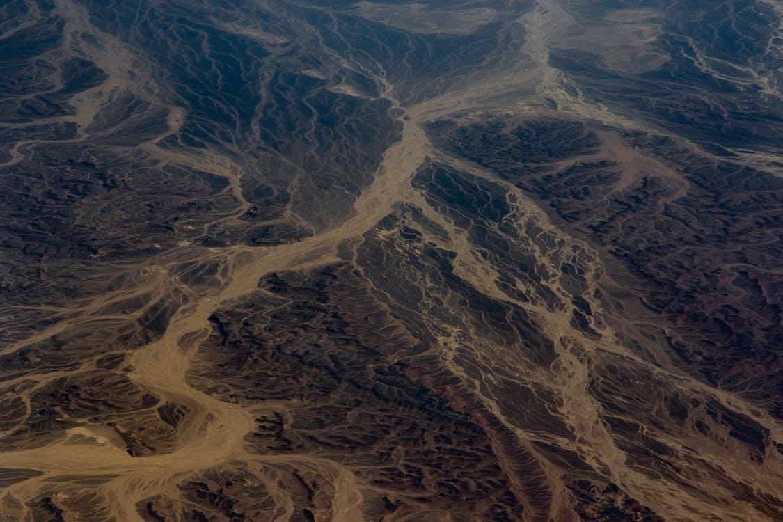 Аэрофотосъемка, вид сверху, воздушная съемка