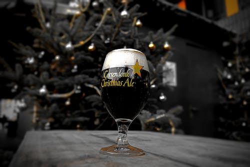 Darmowe zdjęcie z galerii z boże narodzenie, münster, niemcy, piwo