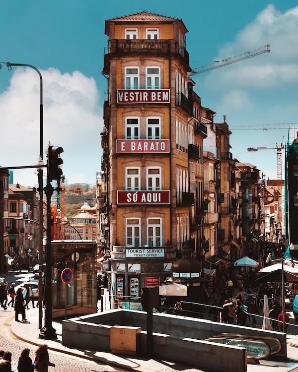 architektúra, budovy, bytový dom