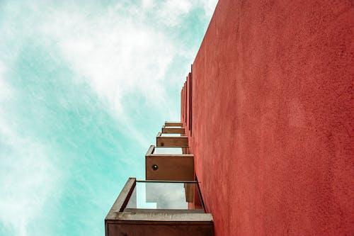 Kostnadsfri bild av architektur, farbe, gebäude, ruttna