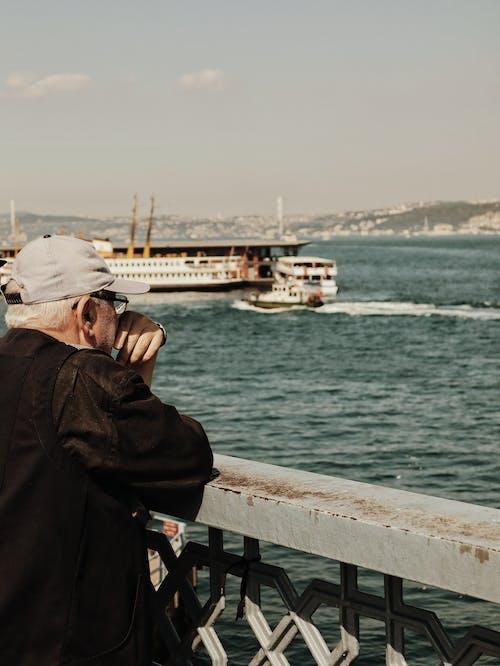 Fotos de stock gratuitas de adulto, agua, al aire libre, barca