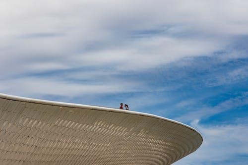 Gratis lagerfoto af arkitektur, bygning, fotografering fra lav vinkel, høj