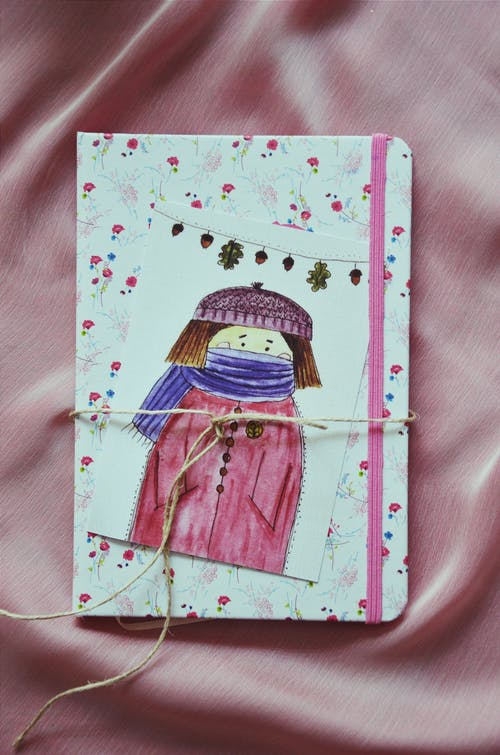 Girl Graphic Book
