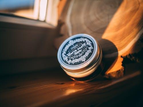 Matte Paste Container