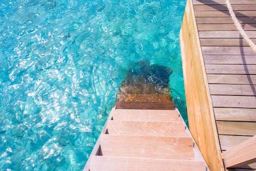 Foto profissional grátis de água, ao ar livre, azul, cênico