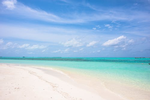 Ingyenes stockfotó ég, festői, homok, horizont témában