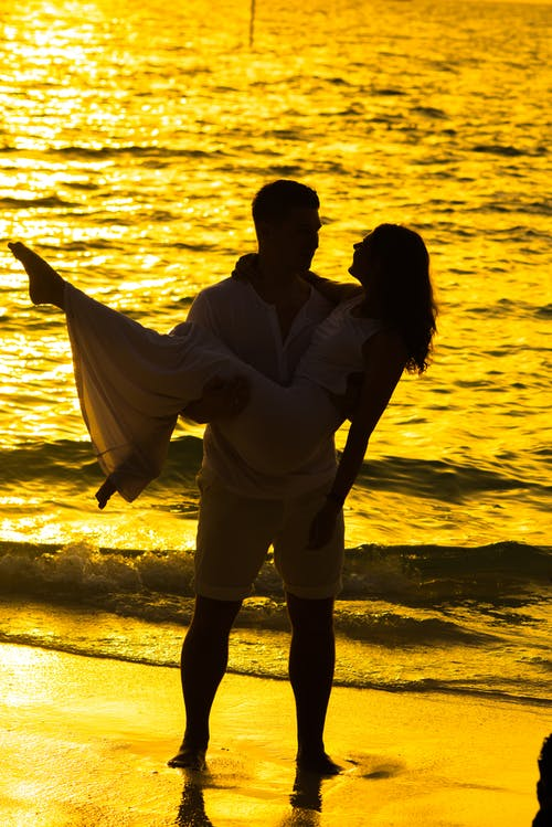 Fotobanka sbezplatnými fotkami na tému byť spolu, dvojica, kývať, láska