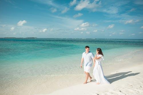 Gratis stockfoto met blauwgroen, blikveld, bruiloft, eigen tijd