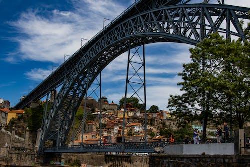 Bridge With An Arch