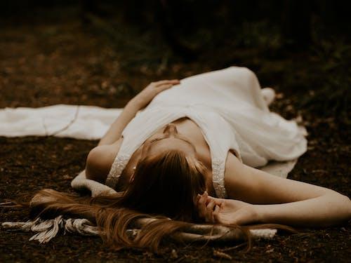 Ingyenes stockfotó álló kép, alvás, barna, divat témában