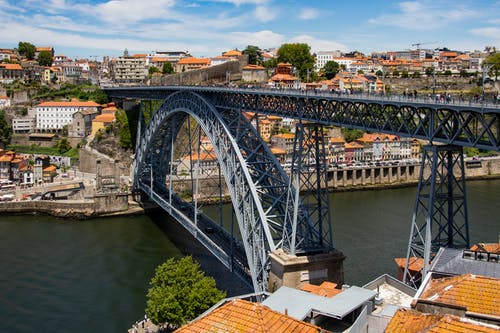 Free stock photo of architecture, bridge, city, Porto
