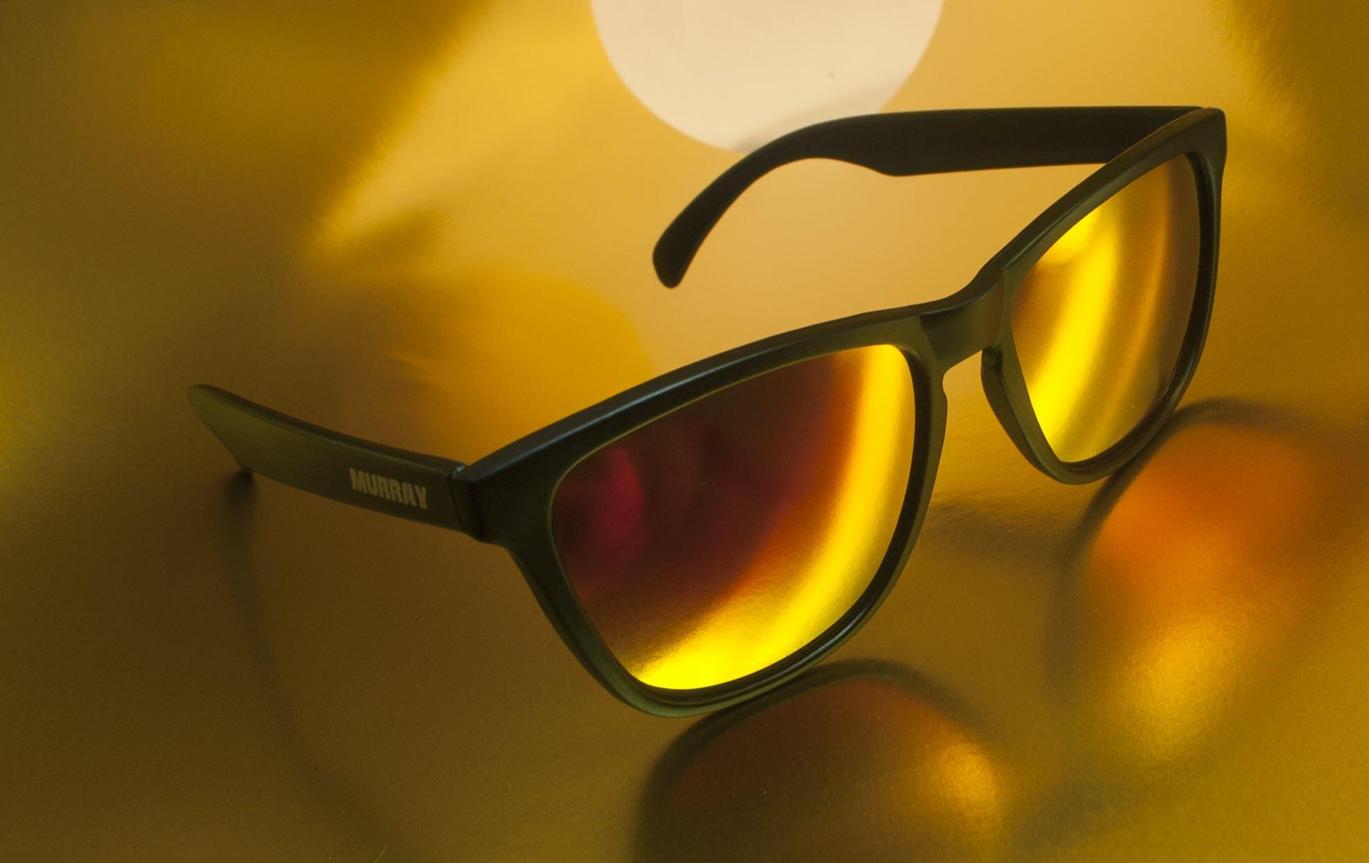 Kostenloses Stock Foto zu accessoire, brillen, farbe, fashion