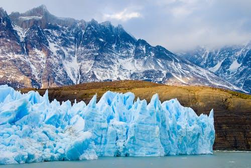 Gratis stockfoto met berg, bevroren, buiten, buitenshuis