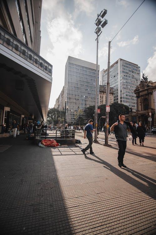 Kostnadsfri bild av arkitektur, bank, byggnader, dagsljus