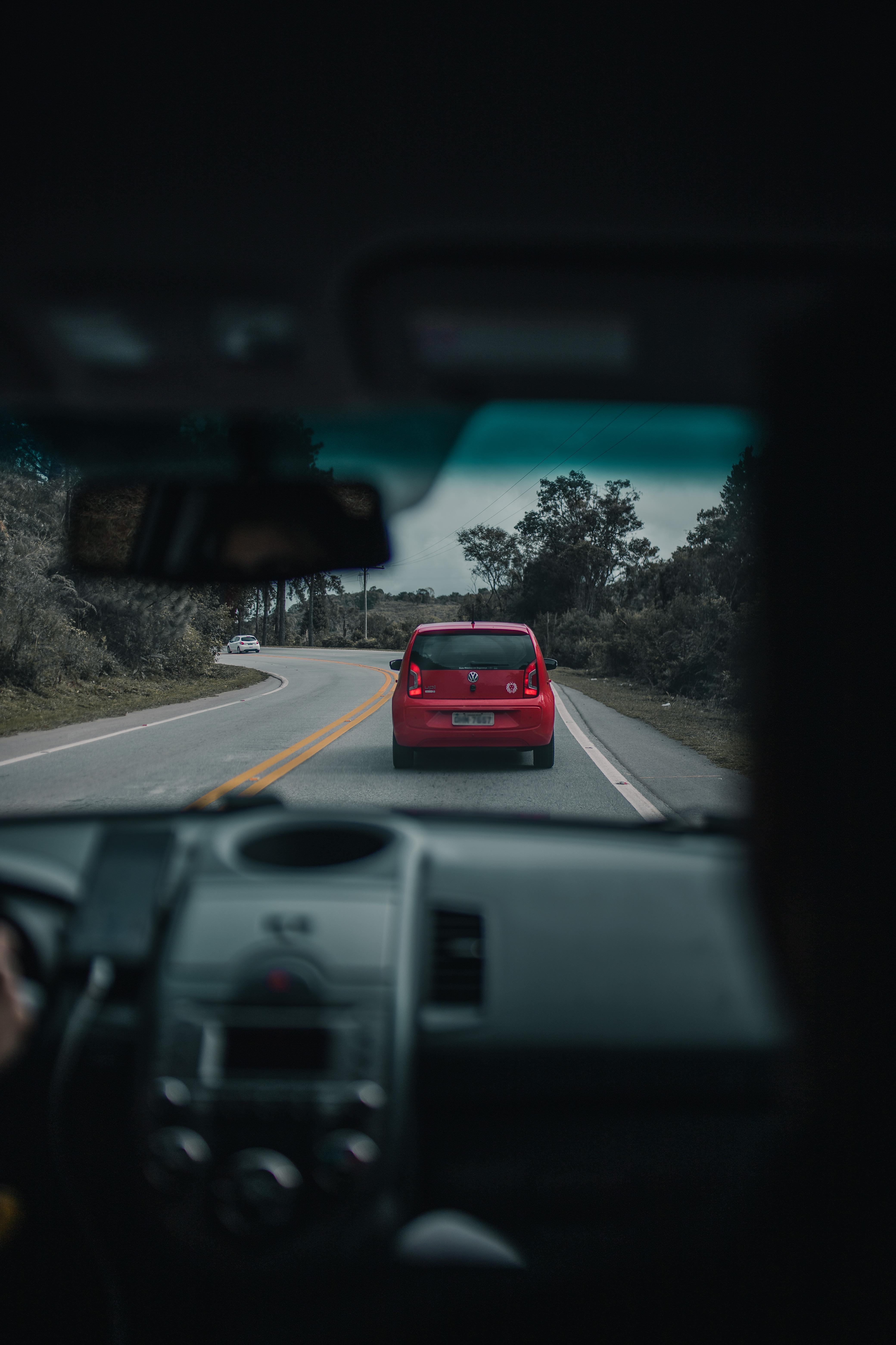 Red Hatchback
