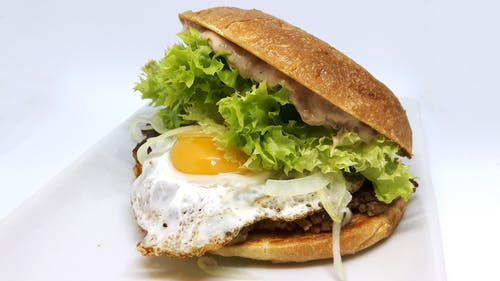 Free stock photo of bbq, beef burger, burgers, eggs
