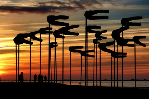 Fotos de stock gratuitas de amanecer, cielo, naturaleza, nubes