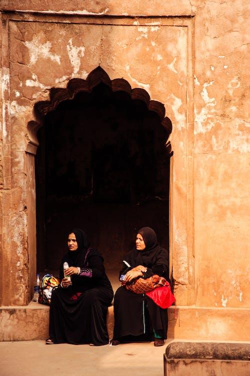 Gratis lagerfoto af Indien, lucknow, muslim, muslimske kvinder