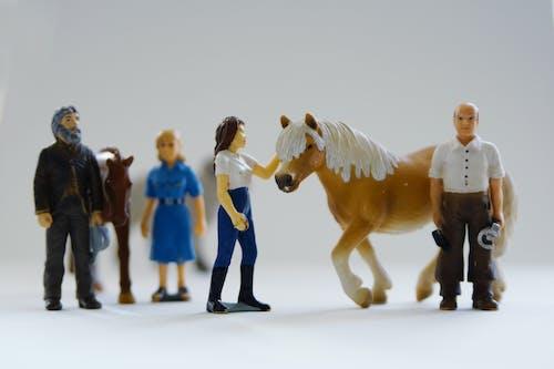 Free stock photo of Bauernhof, farm, Miniaturen, Spielzeug