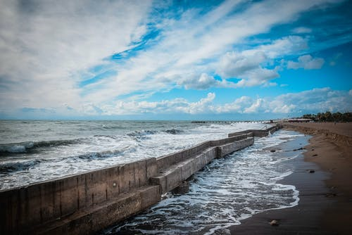 Foto d'estoc gratuïta de antalya, blau, mar, núvol