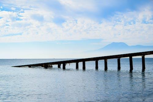 Foto d'estoc gratuïta de antalya, mar, platja, vista a la platja