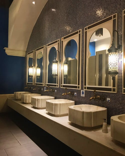 가라앉다, 거울들, 깨끗한, 내부의 무료 스톡 사진